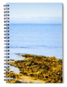 Sailboat Off The Ovens Spiral Notebook