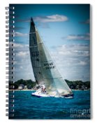 Sailing 97045 Spiral Notebook