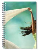 Sailing A Favorable Wind Spiral Notebook