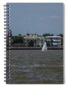 Sailing Class Spiral Notebook