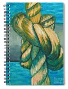 Sailor Knot 9 Spiral Notebook