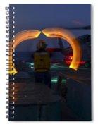 Sailor Signals Spiral Notebook