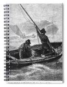 Sailors, 1880 Spiral Notebook