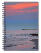 Sailors Guide Spiral Notebook