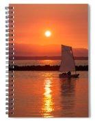 Sailors Solitude 2 Spiral Notebook