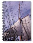 Sails Ready Spiral Notebook