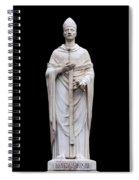 Saint Ambrose Spiral Notebook