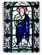 Saint Andrew Spiral Notebook
