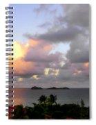 Saint Barthelemy Spiral Notebook