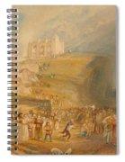 Saint Catherine's Hill Spiral Notebook