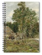 Saint-cenery The Mill Spiral Notebook