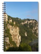 Saint Cirq Panoramic Spiral Notebook