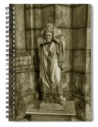 Saint Denis Spiral Notebook