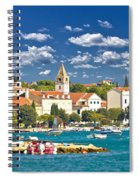 Saint Filip And Jacob Coast View Spiral Notebook