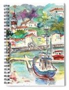 Saint-jean-de-luz 02 Spiral Notebook