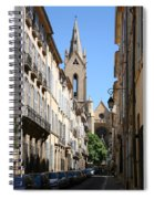 Saint Jean De Malte - Aix En Provence Spiral Notebook