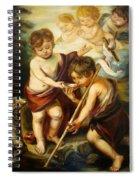 Saint John Baptist Spiral Notebook