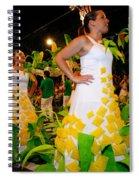 Saint John Festival Spiral Notebook