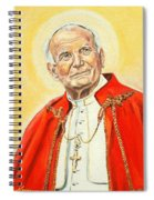 Saint John Paul II Spiral Notebook
