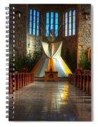 Saint Josephs Apache Mission Spiral Notebook