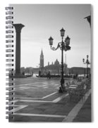 Saint Mark Square, Venice, Italy Spiral Notebook