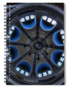 Saint Marys Orthodox Cathedral Spiral Notebook
