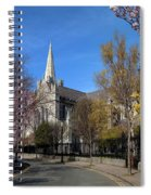 Saint Patricks Cathedral Founded Spiral Notebook