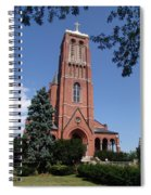 Saint Patrick's Church Spiral Notebook