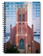 Saint Patrick's Church San Francisco Spiral Notebook