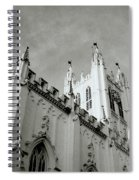Saint Paul Cathedral In Cathedral Spiral Notebook