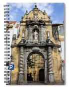 Saint Paul Church In Cordoba Spiral Notebook
