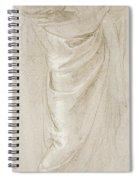 Saint Paul Rending His Garments Spiral Notebook