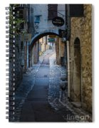 Saint Paul Rue Grande Spiral Notebook