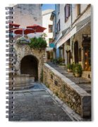 Saint Paul Square Spiral Notebook