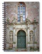 Saint Peters Doorway Spiral Notebook