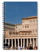 Saint Peters Square Spiral Notebook