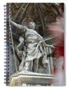 Saint Peters Traffic Spiral Notebook