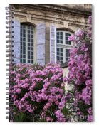 Saint Remy Windows Spiral Notebook