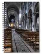 Saint Severin Spiral Notebook