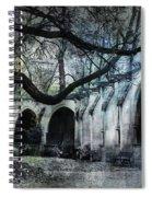 Saint Severin Parish Paris France Spiral Notebook