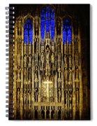 Saint Thomas Church  Spiral Notebook