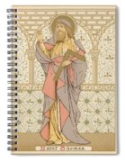 Saint Thomas Spiral Notebook
