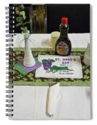 Saint Urhos Day 2013 Spiral Notebook