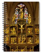 Sainte Croix - Kaysersberg France Spiral Notebook