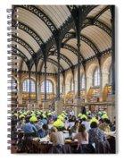 Sainte Genevieve Library Spiral Notebook