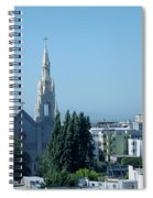 Saints Peter And Paul Church Spiral Notebook