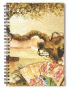Sakura Spiral Notebook