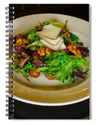 Salad Spiral Notebook