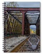 Salamanca Bridge  7d07889 Spiral Notebook