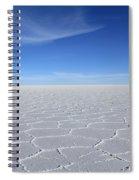 Salar De Uyuni Spiral Notebook
